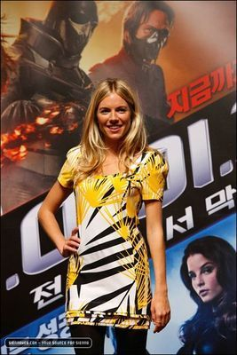 """G.I. Joe: The Rise Of Cobra"" South Korea Press Conference"