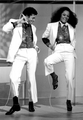 1981 Michael and Diana Ross - michael-jackson photo