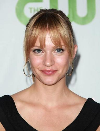 AJ Cook @ CBS TCA Summer Party 2009