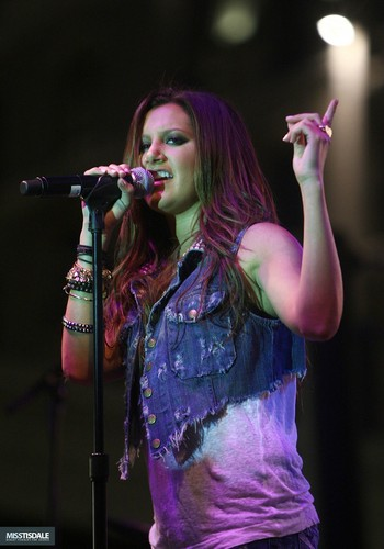 Ashley performing at The Americana in Glendale - August 12 2009 AUGUST-12TH-The-Americana-at-Brand-Concert-ashley-tisdale-7645940-350-500