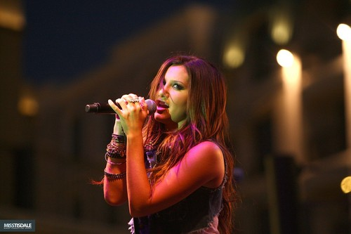 Ashley performing at The Americana in Glendale - August 12 2009 AUGUST-12TH-The-Americana-at-Brand-Concert-ashley-tisdale-7645972-500-333