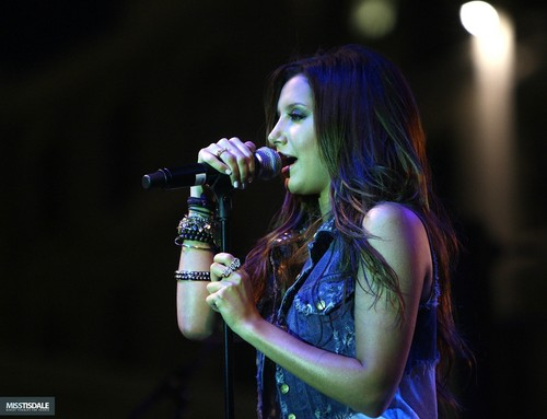 Ashley performing at The Americana in Glendale - August 12 2009 AUGUST-12TH-The-Americana-at-Brand-Concert-ashley-tisdale-7646052-500-383