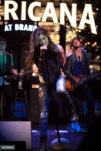 Ashley performing at The Americana in Glendale - August 12 2009 AUGUST-12TH-The-Americana-at-Brand-Concert-ashley-tisdale-7646064-333-500