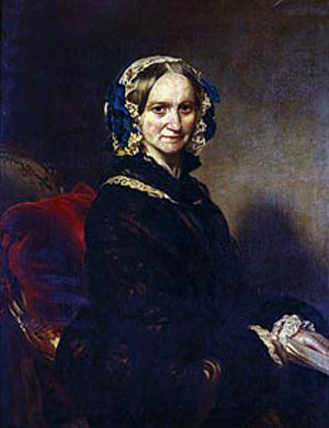 Adelaide of Saxe-Meiningen, queen of IV of the UK