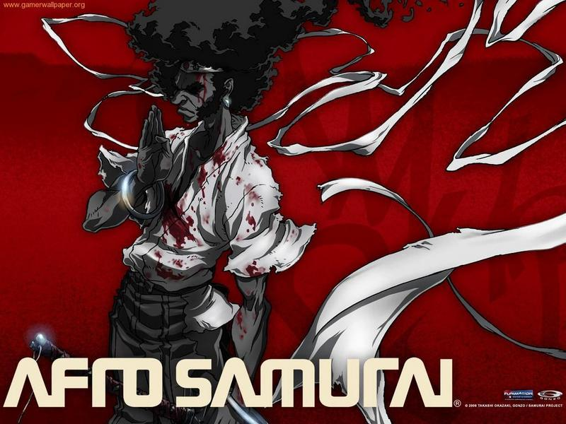 samurai wallpapers. Afro - Afro Samurai Wallpaper