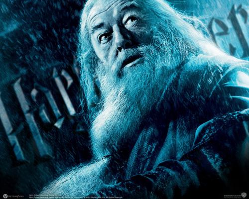 Hogwarts Professors wallpaper entitled Albus Dumbledore