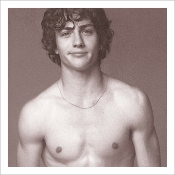 Hottest Actors wallpaper probably containing a hunk and skin entitled Aaron Johnson