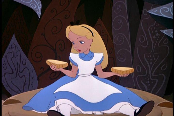Alice In Wonderland Classic Disney Image 7661034 Fanpop