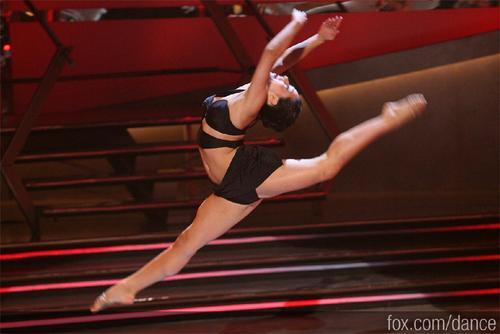 Americas Favourite Dancer 2009