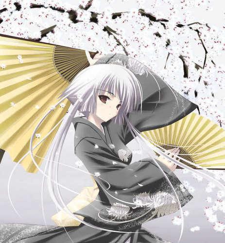 日本动漫 Girl ^^