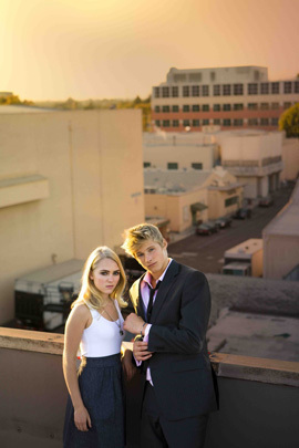 AnnaSophia Robb wallpaper containing a business suit, a suit, and a dress suit called Annasophia