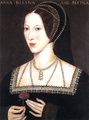 Anne Boleyn, 2nd Queen of Henry VIII of England - european-history photo