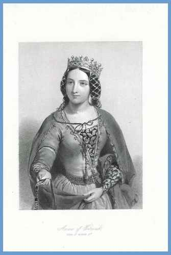 Anne Neville, Queen of Richard III of England - european-history Photo