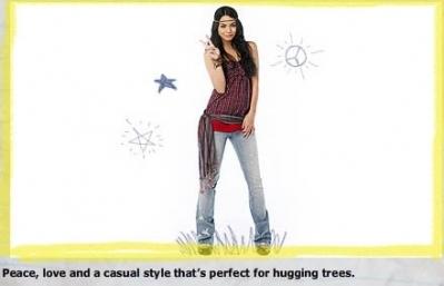 Vanessa Hudgens fond d'écran probably with a legging entitled Arrive par Sears