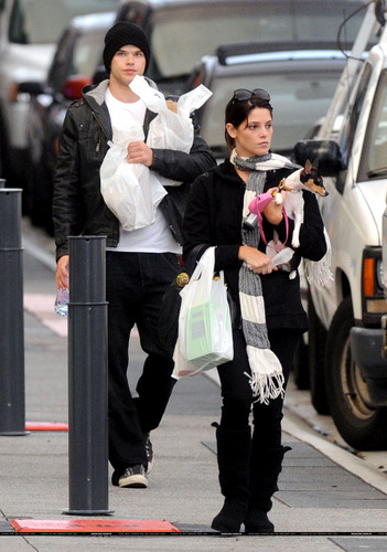 Ashley and Kellan in Vancouver