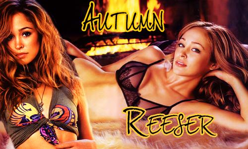 Autumn Reeser