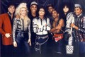 Bad Tour (Backstage)