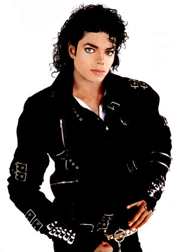 Michael Jackson achtergrond containing a erwt jacket, a well dressed person, and an overgarment entitled Bad (HQ)