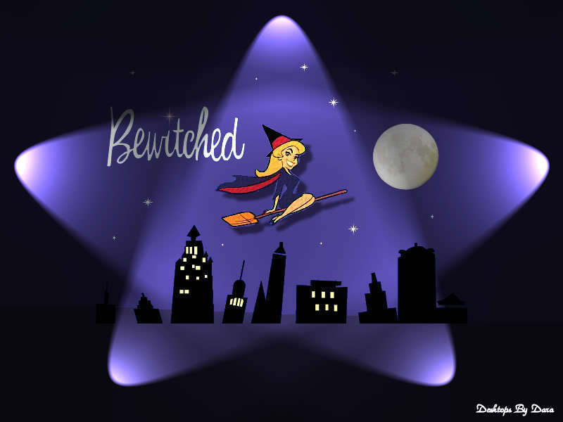 Star Shaped Bewitched Logo - Bewitched Fan Art (7600533 ...