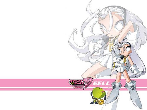 cloche, bell PowerPuff Doujinshi