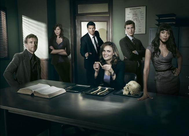 Bones Season 5 Promo photos