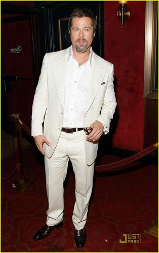 Brad Pitt @ The Time Travelers Wife Premier