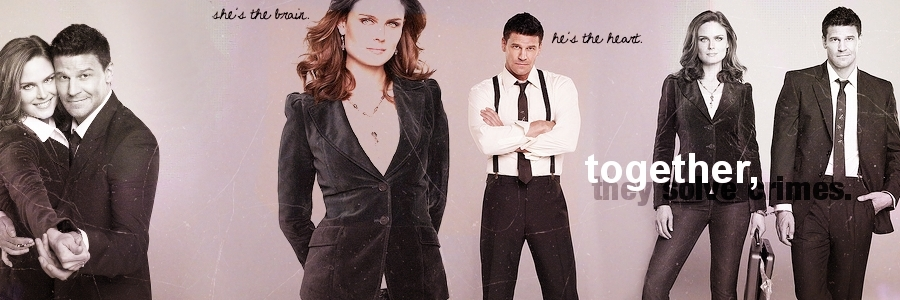 Booth & Bones <3 - booth-and-bones photo