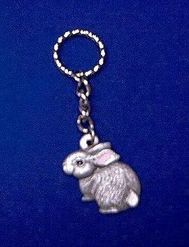 Bunny Keychain,For IsisRain