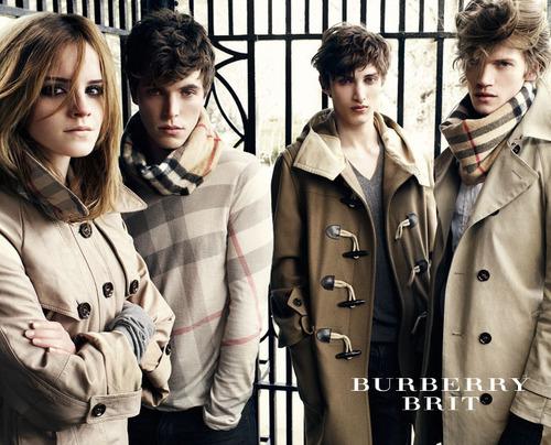burberry 2009 - Promos