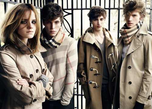 burberry AW 09-10 (HQ)