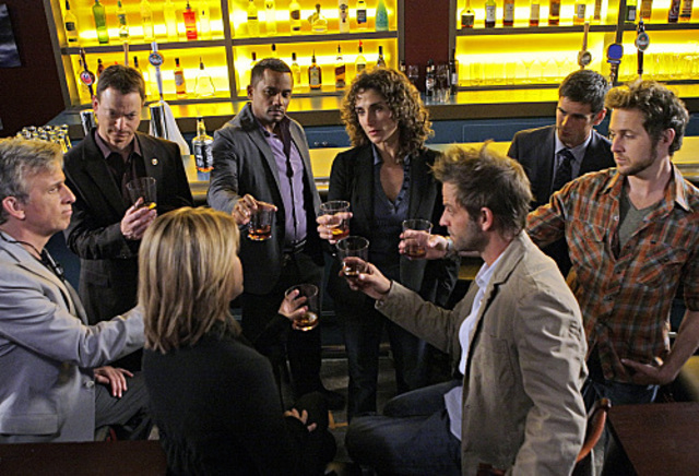 CSI: NY Team
