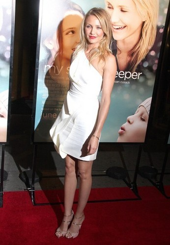 Cameron @ My Sister's Keeper NY Premiere