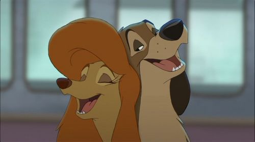 Cash and Dixie - disneys-couples Screencap
