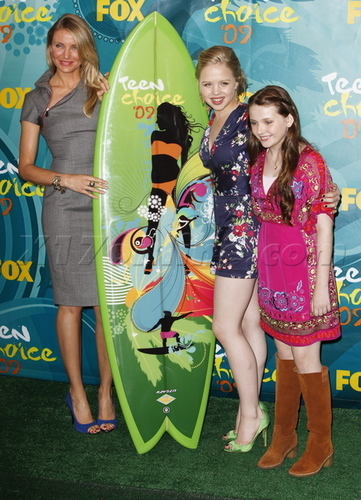 My sister's keeper wallpaper entitled Cast at Teen Choice Awards