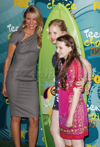 My sister's keeper wallpaper called Cast at Teen Choice Awards