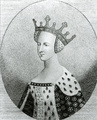 Catherine of Valois, Queen of Henry V of England - european-history photo