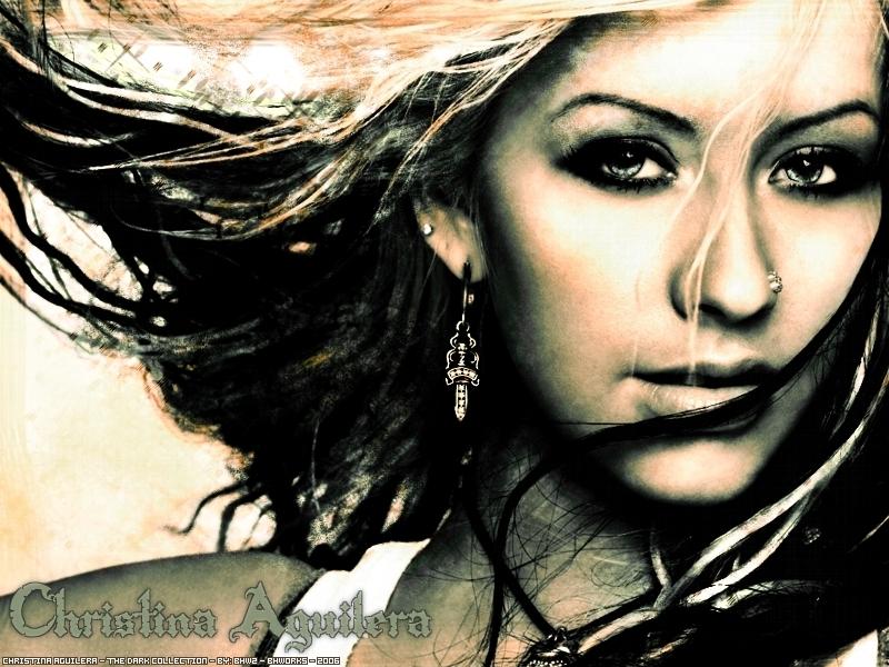 christina aguilera wallpaper. Christina Aguilera Bhworks