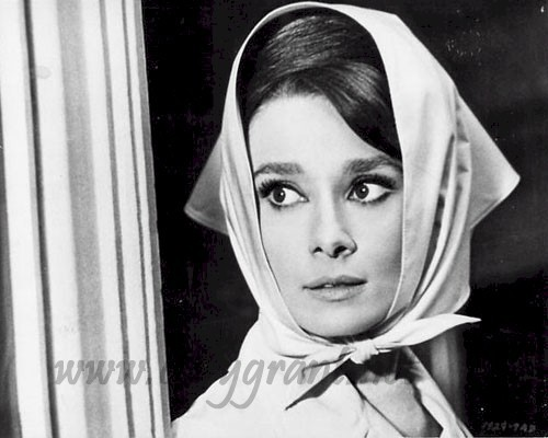 Classic Movies wallpaper titled Audrey Hepburn