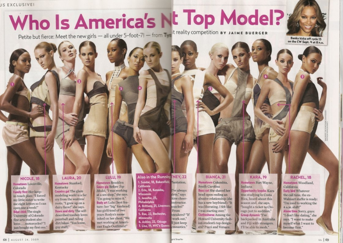 America's Next Top Model Cycle 13