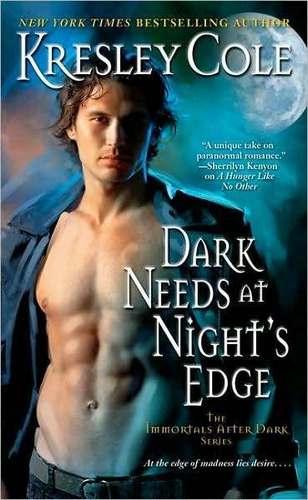 Dark Deed's at Night's Edge