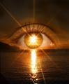 Dawn's eye