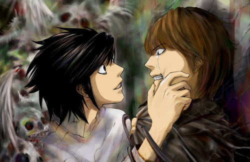 Death Note yaoi