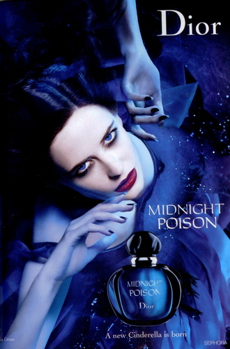 Dior: Midnight Poison Ads