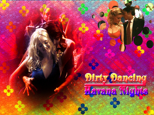 Dirty Dancing - Havana Nights wallpaper possibly containing a bouquet titled Dirty Dancing