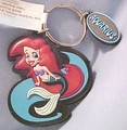 Ariel on Disney's Aquarius Keychain - keychains photo