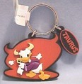 Donald eend on Disney's Taurus Keychain