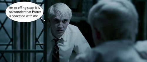 Draco's thought!!!