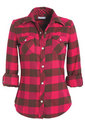 Elisa Flannel Shirt