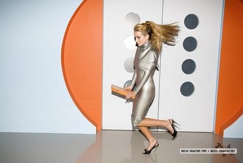Becki Newton wallpaper titled Elle Photoshoot