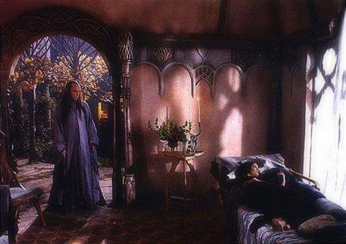 Elrond and Arwen